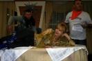 Святочный Капустник: Иван Королевский, Изабелла Хлебникова, Владимир Ромек и Юрий Прелатов