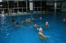 Еще один спортивный вечер на Святках: водное поло - женский турнир.