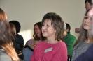Альбина Петенко - организатор и основная ведущая детской программы фестиваля
