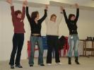Танец - это жизнь. (Ведущая- Елисеева И)