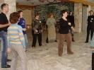 Коллективная импровизация по мотивам фольклорных танцев