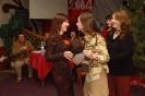 Вручение приза победителю номинации «Самый здоровый человек «Святок»